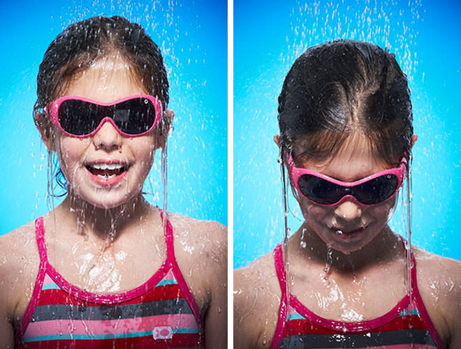 Kids sunglasses by Eyetribe