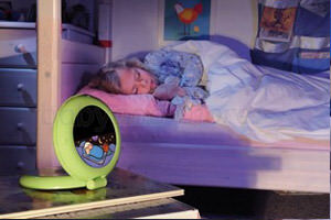 Kidsleep Globetrotter toddler clock