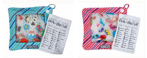 Peekaboo-bags from Babies and Kids