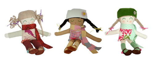 Posy Dolls by Project Grab Bag