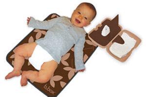 b.box Falling Leaves Baby Wallet