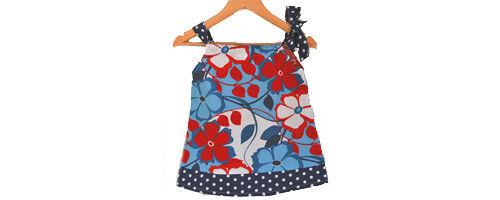 Anna & Sally Secret Garden Dress
