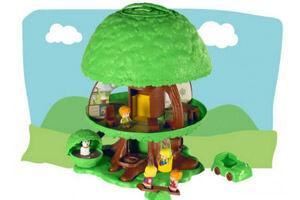 The Magic Klorofil Tree by Vulli