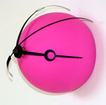 Bubble Clox clocks available from Lilly & Lolly