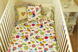 Cot Couture nursery decor