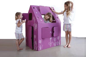 Lilly & Lolly Purple Cubby