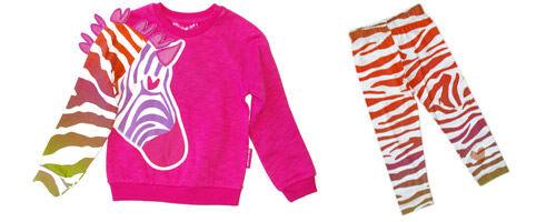 Agatha Ruiz de la Prada outfit available from Charlipop Kids World