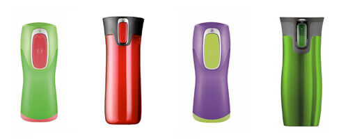 Contigo BPA free drink bottles available from Bonito Baby
