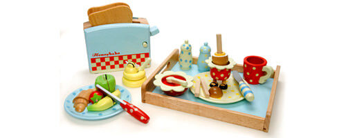 Le Toy Van - Honeybake Breakfast Set available from Kawaii Kids