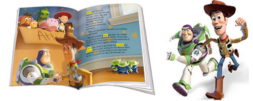 My Adventures in Toy Story 3 - available from Identity Direct