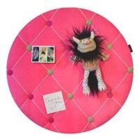 Circular button board available from Moochie-Moo