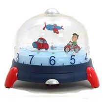 It's a Clock! Bubble Boy clock from Mini Men