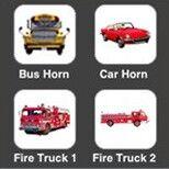 iPhone App - Vehicles Sound Machine