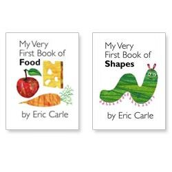 Eric Carle 'My Very First' book collection available at Where Did You Get That?