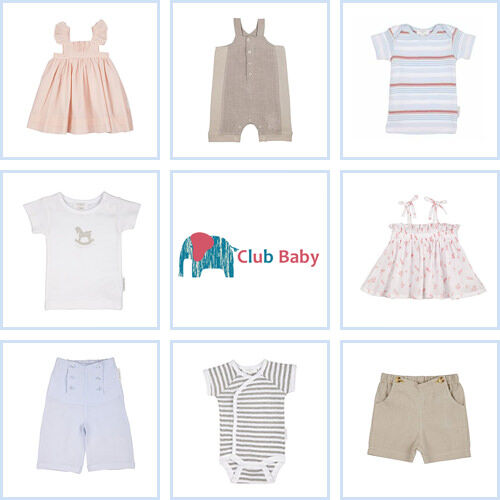 Club Baby - In Profile