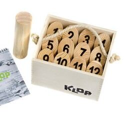 Klop log-toss game available from Quirky Kids