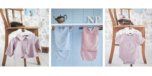 Signature Flocking Collection from Nanny Pickle