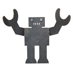 Albert Jnr robot hook available from Kido Store