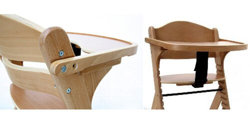 ooMoo Indy high chair available at The Bees Knees Kids