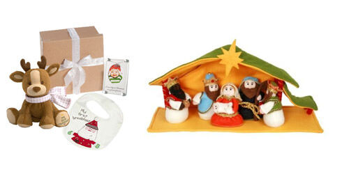 Baby Christmas gifts from babybuds