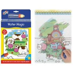 Galt Water Magic Paint Books from Little Obsessions