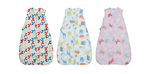 Grobag summer sleeping bags from SIDS and Kids