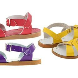 Saltwater Sandals available from Whimsy Child