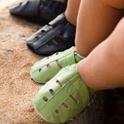 Baby sandals by Beautiful Soles