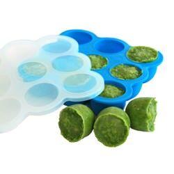 Wean Meister baby food freezer pods