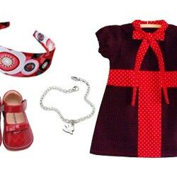 Retro outfit from Little Wardrobe, Eternal Creation, Little Lamb and Just Toy'n Around