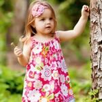 Pillowcase dresses from Little Lady Bug