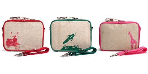 So Young Mother insulated lunch bags