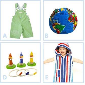 Christmas gift guide - toddler boys