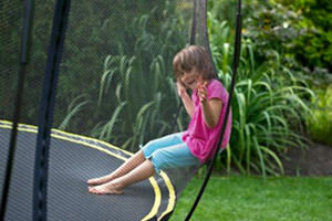 jump for joy on a springfree trampoline