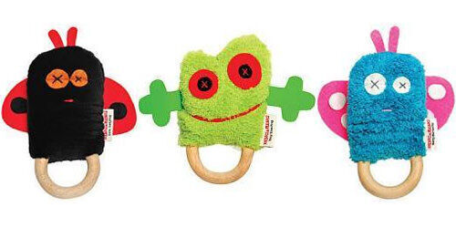 DINGaRING teething toys available from Kawaii Kids