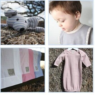 Mizzle baby sleepwear and accessories
