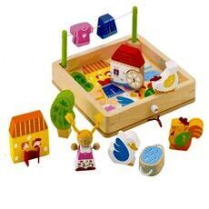 Sevi Play Puzzle Farm from Henry and Lily