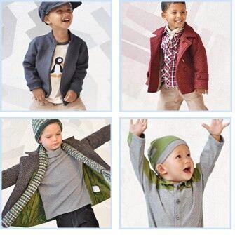 Eternal Creation winter boyswear 2011