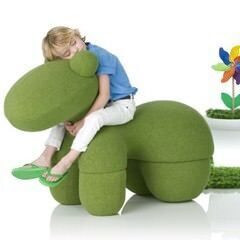 Little Nest 'giddy up' pony chair