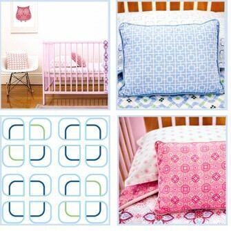Habitat Baby nursery linens
