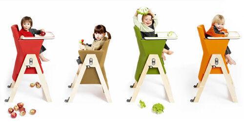HiLo high chair
