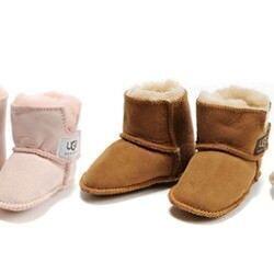 Baby UGG sheepskin boots
