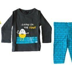 Baby boys' Easter outfit