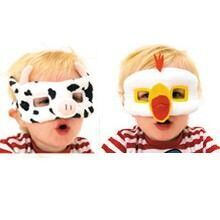 Fiesta crafts animal masks