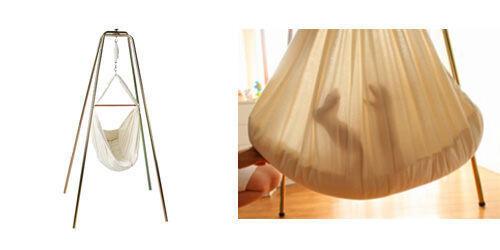 Natures Sway baby hammock