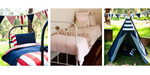 Petite Bijou bedlinen and room decor
