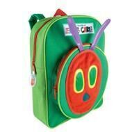 The Very Hungry Caterpillar backpack and umbrella