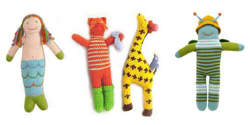 Biabla handmade dolls and rattles