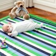 Kush-ee inflatable play mat