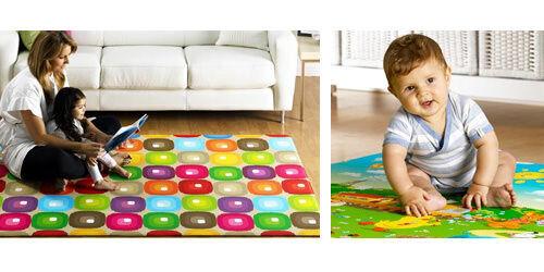 Bubba Mat children's play mats